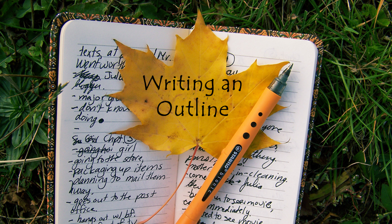 writing a non fiction outline