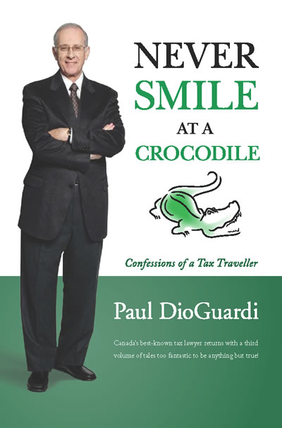 Ppaul Dioguardi Never Smile at a Crocodile