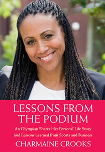Charmaine Crooks book Lessons from the Podium