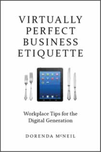 Dorenda McNeil Virtually Perfect Business Etiquette