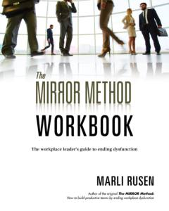 Marli Rusen The Mirror Method Workbook